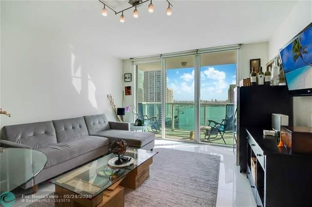 31 SE 5th St #3210, Miami, FL 33131 (MLS #F10217344) :: Best Florida Houses of RE/MAX