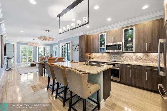 4511 El Mar Dr #310, Lauderdale By The Sea, FL 33308 (MLS #F10217480) :: Green Realty Properties