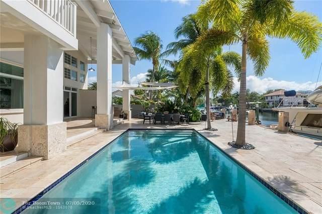 1506 SE 13th St, Fort Lauderdale, FL 33316 (MLS #F10217744) :: Laurie Finkelstein Reader Team