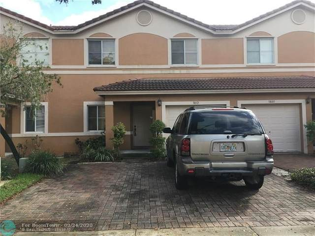 9872 NW 19th Pl Na, Sunrise, FL 33322 (MLS #F10218156) :: THE BANNON GROUP at RE/MAX CONSULTANTS REALTY I