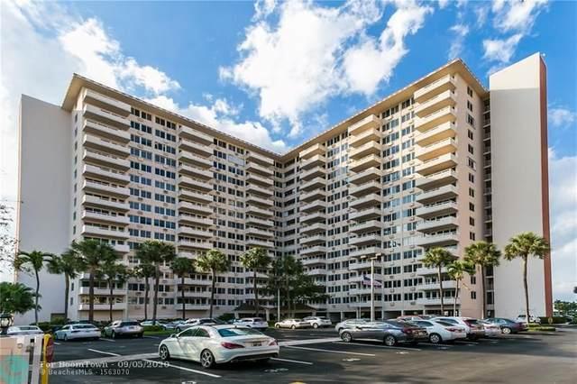 3233 NE 34th St #1012, Fort Lauderdale, FL 33308 (#F10218275) :: Ryan Jennings Group