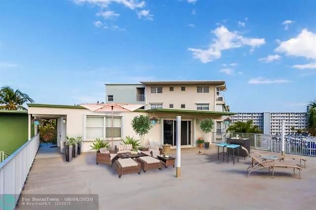 1445 SE 15th Ct #302, Deerfield Beach, FL 33441 (MLS #F10218277) :: Green Realty Properties