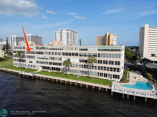 401 N Riverside Dr #406, Pompano Beach, FL 33062 (MLS #F10218917) :: Berkshire Hathaway HomeServices EWM Realty