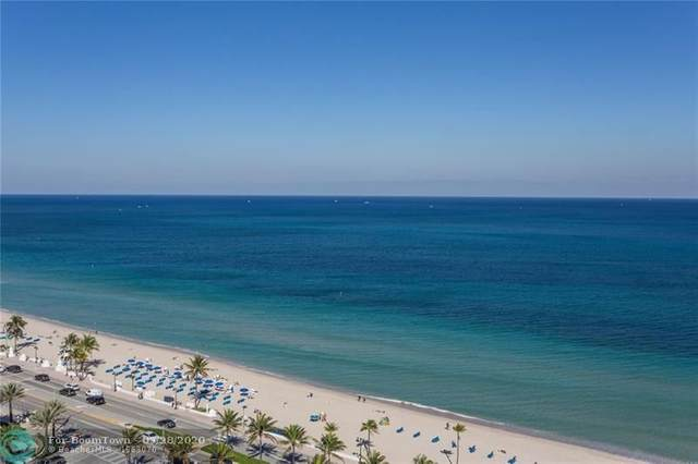 505 N Fort Lauderdale Beach Blvd #1812, Fort Lauderdale, FL 33304 (MLS #F10219801) :: Castelli Real Estate Services