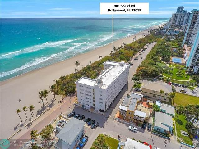 901 S Surf Rd #502, Hollywood, FL 33019 (#F10220986) :: The Rizzuto Woodman Team