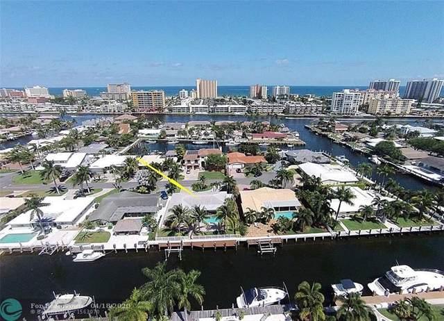 1051 NE 28th Ave, Pompano Beach, FL 33062 (MLS #F10221064) :: Lucido Global