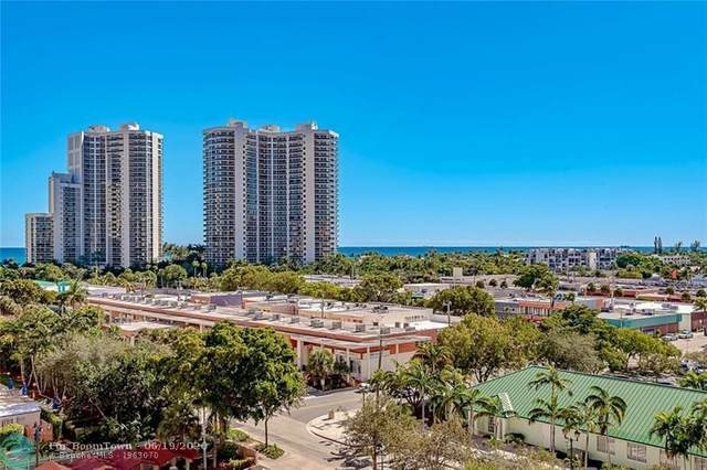 3233 NE 34th St #912, Fort Lauderdale, FL 33308 (MLS #F10221102) :: Berkshire Hathaway HomeServices EWM Realty