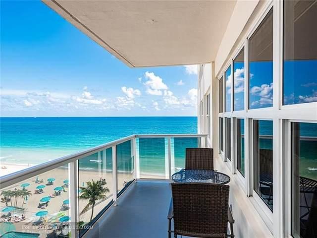 3700 Galt Ocean Dr #704, Fort Lauderdale, FL 33308 (#F10221605) :: Posh Properties