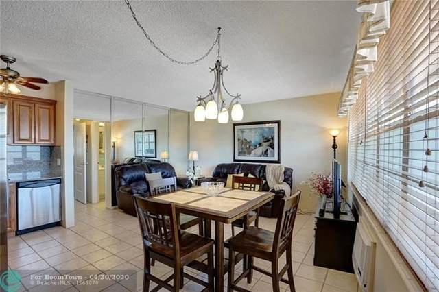 3177 S Ocean Dr #307, Hallandale, FL 33009 (MLS #F10221747) :: Berkshire Hathaway HomeServices EWM Realty