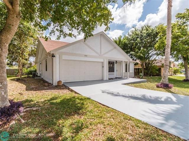 754 SW 158th Ln, Sunrise, FL 33326 (MLS #F10221802) :: THE BANNON GROUP at RE/MAX CONSULTANTS REALTY I