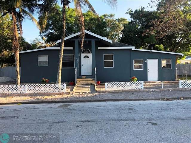 1223 Avenue B, Fort Pierce, FL 34950 (MLS #F10223372) :: THE BANNON GROUP at RE/MAX CONSULTANTS REALTY I