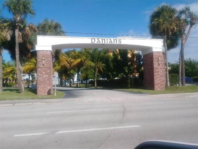 604 NE 2nd St #229, Dania Beach, FL 33004 (#F10226132) :: Baron Real Estate