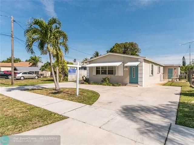 4311 SW 20th St, West Park, FL 33023 (#F10226936) :: Ryan Jennings Group