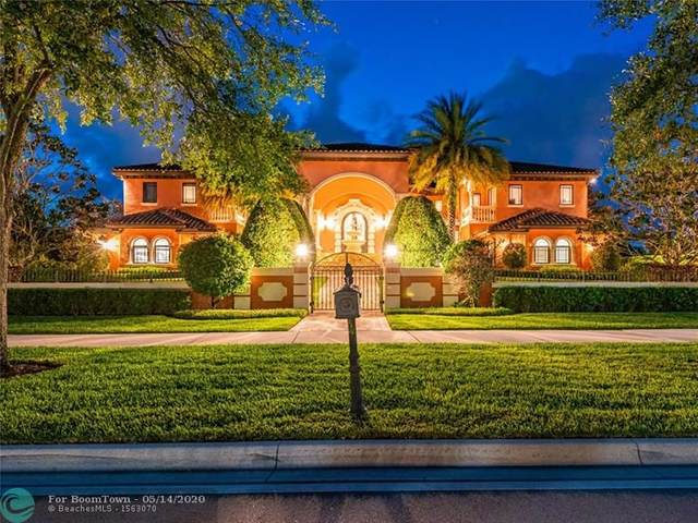 7427 Stonegate Blvd, Parkland, FL 33076 (MLS #F10227280) :: GK Realty Group LLC