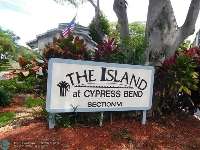 2217 Cypress Island Dr #703, Pompano Beach, FL 33069 (MLS #F10227746) :: Laurie Finkelstein Reader Team