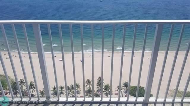 111 Briny Ave Ph1, Pompano Beach, FL 33062 (#F10227826) :: Posh Properties
