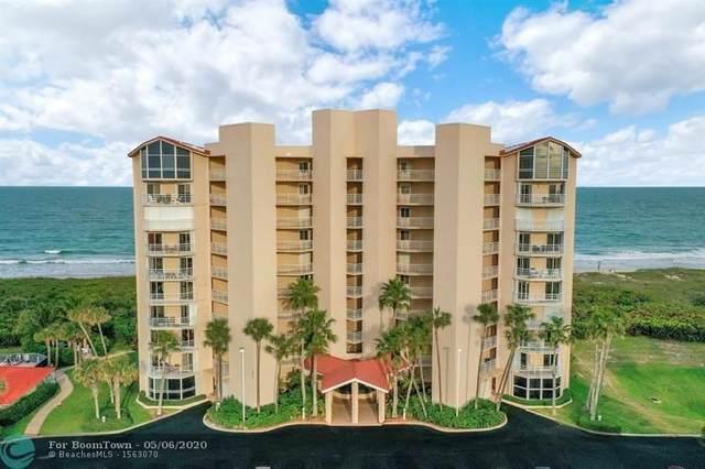 3870 N Hwy Highway A1a 203 #203, Hutchinson Island, FL 34949 (MLS #F10227844) :: Berkshire Hathaway HomeServices EWM Realty