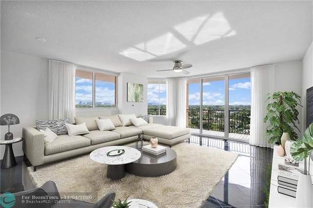 2011 N Ocean Blvd #702, Fort Lauderdale, FL 33305 (#F10227947) :: Posh Properties