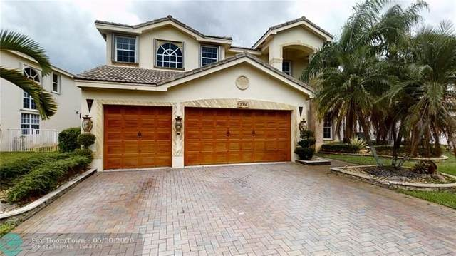 2066 SW 153rd Way, Miramar, FL 33027 (MLS #F10228722) :: THE BANNON GROUP at RE/MAX CONSULTANTS REALTY I