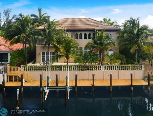 3340 NE 42nd Ct, Fort Lauderdale, FL 33308 (MLS #F10229075) :: Berkshire Hathaway HomeServices EWM Realty