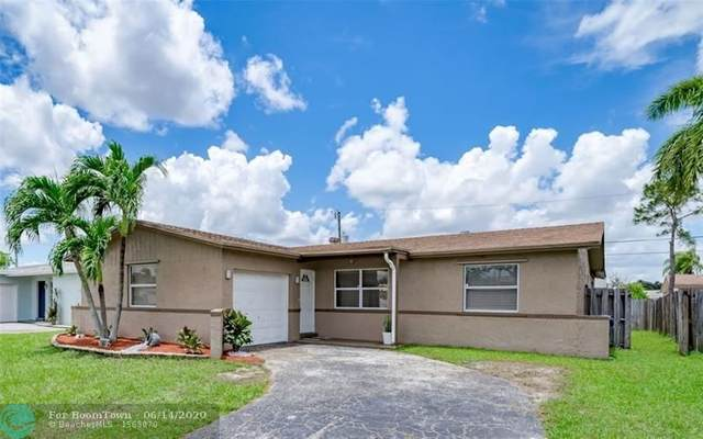 11451 NW 31st Street, Sunrise, FL 33323 (MLS #F10229143) :: Berkshire Hathaway HomeServices EWM Realty