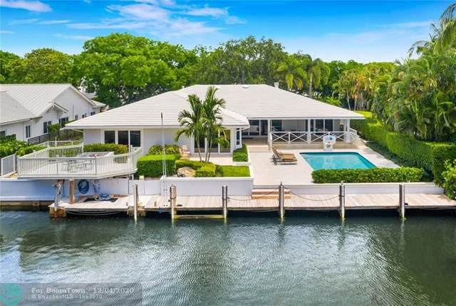 11 Compass Ln, Fort Lauderdale, FL 33308 (MLS #F10229163) :: The Howland Group