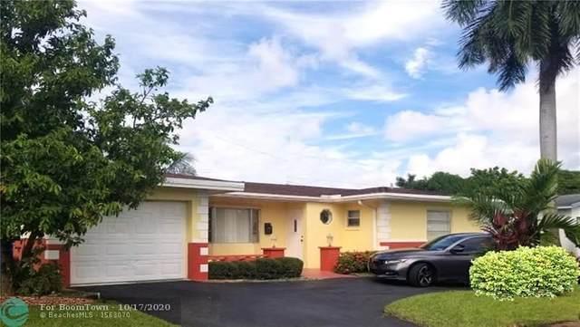 3667 NW 27th St, Lauderdale Lakes, FL 33311 (MLS #F10229539) :: Berkshire Hathaway HomeServices EWM Realty