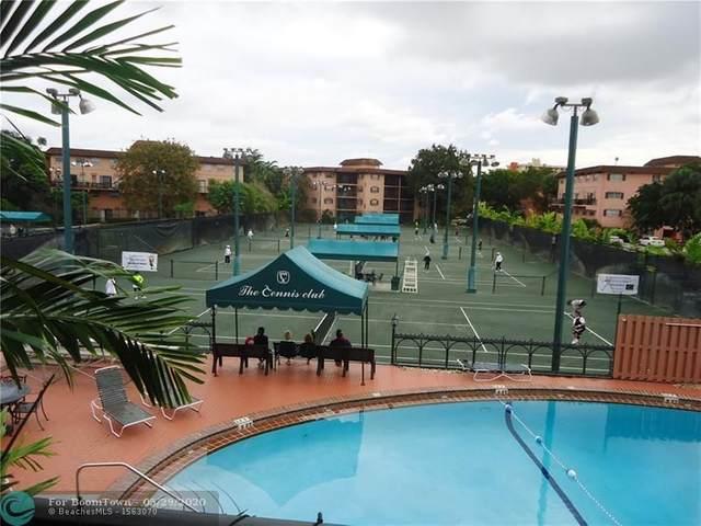 660 Tennis Club Dr #305, Fort Lauderdale, FL 33311 (MLS #F10230472) :: Green Realty Properties
