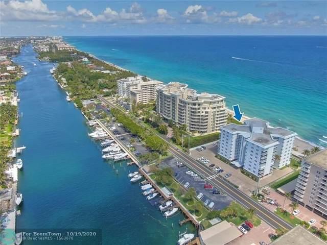 1057 Hillsboro Mile #514, Hillsboro Beach, FL 33062 (#F10230923) :: Signature International Real Estate
