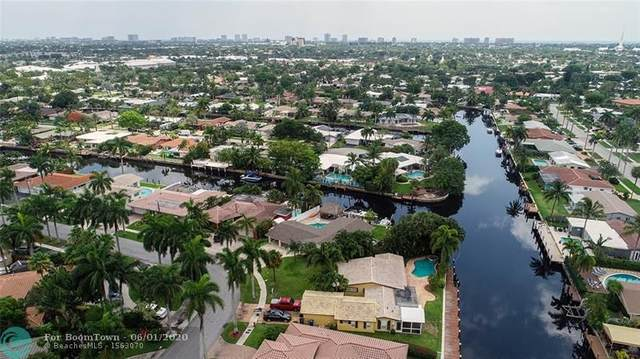 5860 NE 14th Rd, Fort Lauderdale, FL 33334 (MLS #F10231403) :: GK Realty Group LLC