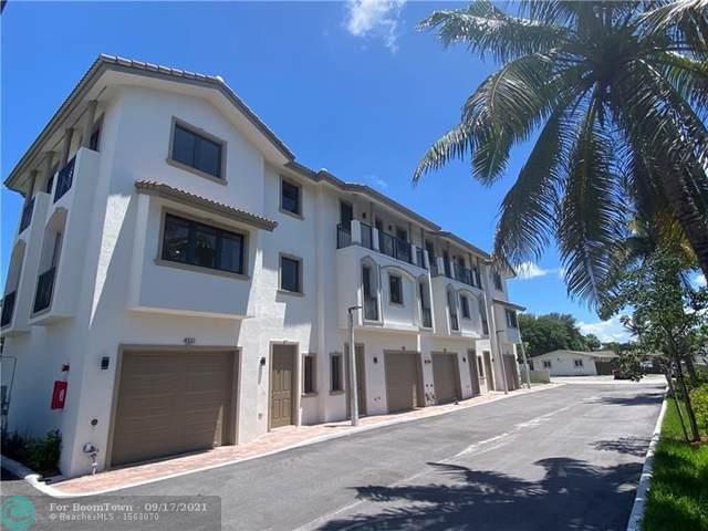 450 NW 41 Street, Oakland Park, FL 33309 (MLS #F10231668) :: Castelli Real Estate Services