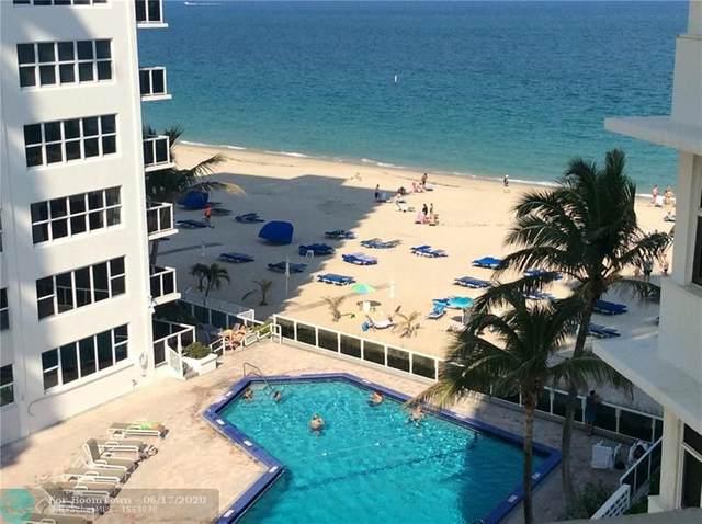 3600 E Galt Ocean Dr 3C, Fort Lauderdale, FL 33308 (#F10231723) :: Ryan Jennings Group