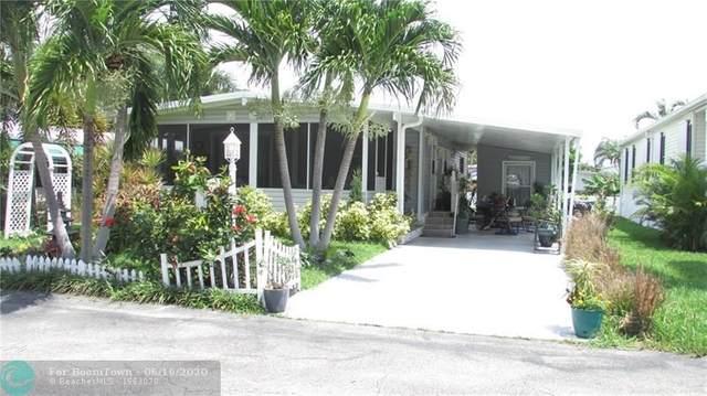 461 NW 51st St, Deerfield Beach, FL 33064 (MLS #F10231802) :: Berkshire Hathaway HomeServices EWM Realty