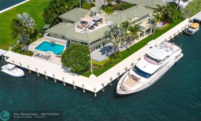 2400 Laguna Dr, Fort Lauderdale, FL 33316 (MLS #F10231981) :: GK Realty Group LLC