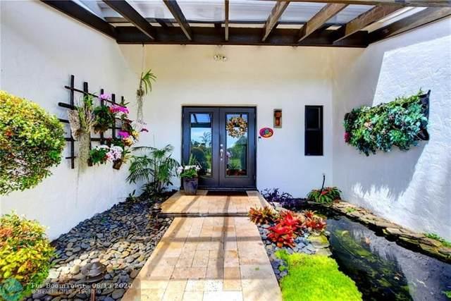 688 E Lakewoode Cir, Delray Beach, FL 33445 (MLS #F10232049) :: Green Realty Properties