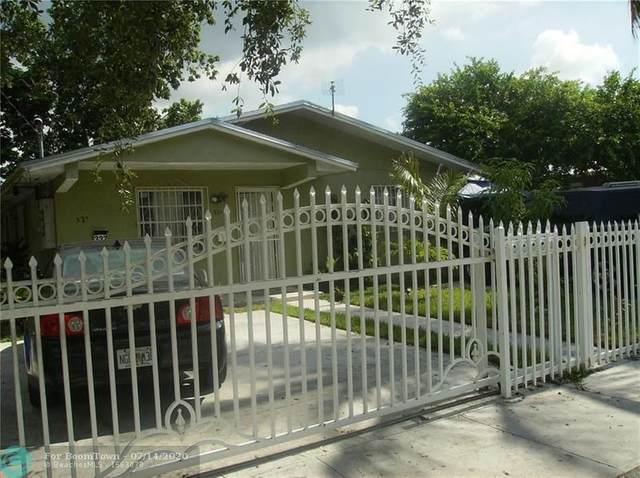 321 NE 58th St, Miami, FL 33137 (#F10232172) :: Ryan Jennings Group