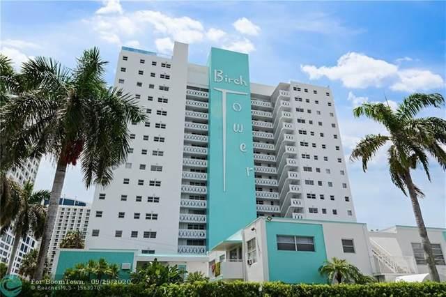 3003 Terramar St #901, Fort Lauderdale, FL 33304 (#F10232339) :: Posh Properties