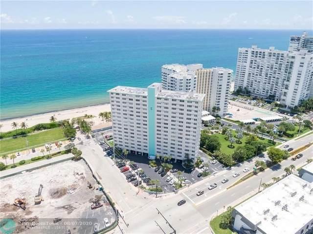 4050 N Ocean Dr #307, Lauderdale By The Sea, FL 33308 (MLS #F10232719) :: Berkshire Hathaway HomeServices EWM Realty