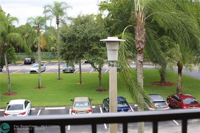 1201 SW 141st Ave J307, Pembroke Pines, FL 33027 (#F10232867) :: Posh Properties