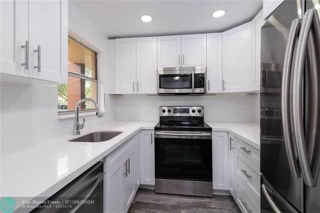 2791 N Pine Island Rd #106, Sunrise, FL 33322 (MLS #F10232921) :: Green Realty Properties
