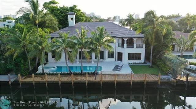 34 Isla Bahia Dr, Fort Lauderdale, FL 33316 (#F10233199) :: Ryan Jennings Group