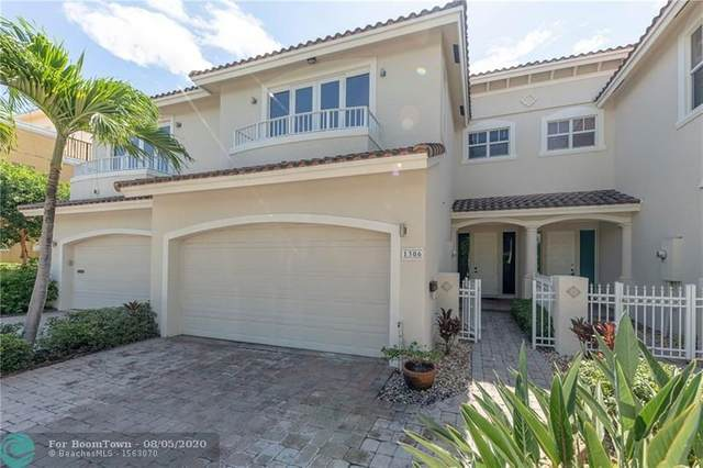 1306 NE 26th Ave, Fort Lauderdale, FL 33304 (MLS #F10233356) :: Berkshire Hathaway HomeServices EWM Realty