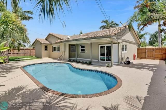 3240 Seaward Dr, Pompano Beach, FL 33062 (MLS #F10233386) :: Berkshire Hathaway HomeServices EWM Realty