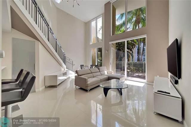 1755 E Hallandale Beach Blvd 106E, Hallandale, FL 33009 (MLS #F10233607) :: Berkshire Hathaway HomeServices EWM Realty