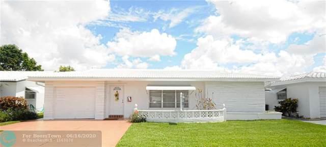 8109 NW 59th St, Tamarac, FL 33321 (MLS #F10233730) :: Castelli Real Estate Services