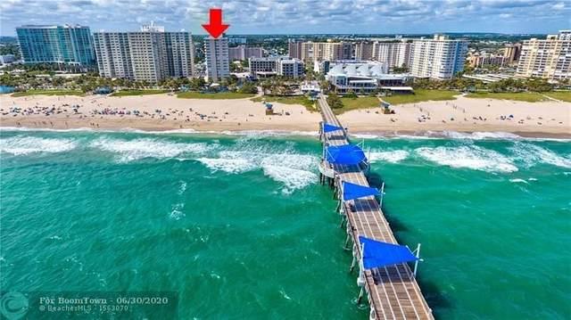 133 N Pompano Beach Blvd #401, Pompano Beach, FL 33062 (MLS #F10234103) :: Green Realty Properties