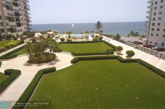 4280 Galt Ocean Dr 4B, Fort Lauderdale, FL 33308 (#F10234693) :: Signature International Real Estate