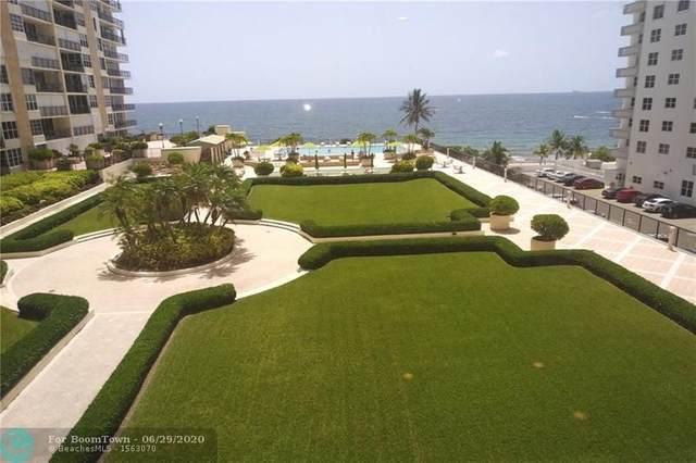 4280 Galt Ocean Dr 4B, Fort Lauderdale, FL 33308 (#F10234693) :: Baron Real Estate