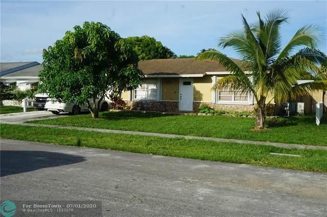 980 SW 82nd Ave, North Lauderdale, FL 33068 (MLS #F10234855) :: Laurie Finkelstein Reader Team