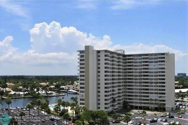 3200 NE 36th St #1510, Fort Lauderdale, FL 33308 (#F10235205) :: Realty One Group ENGAGE